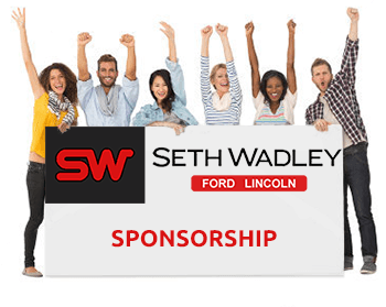 group of people who Seth Wadley Ford of Pauls Valley has sponsored