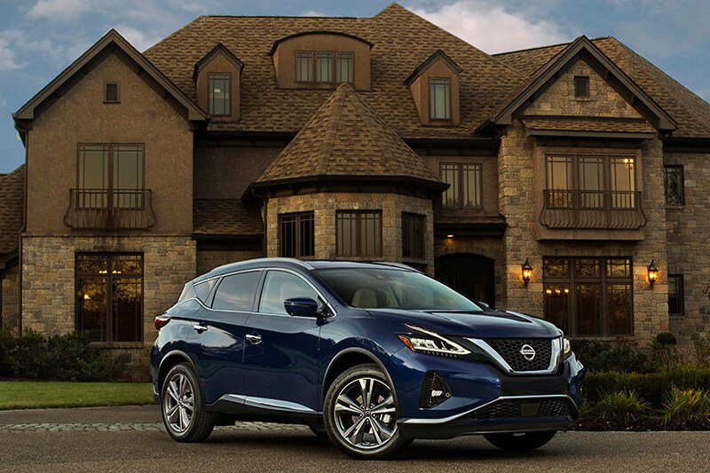 Nissan Murano Named U S News Best 2 Row Suv For The Money
