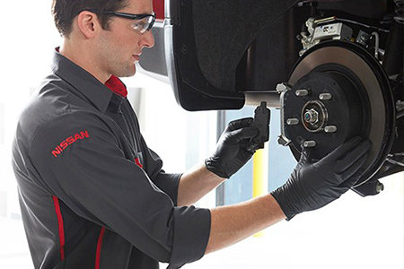 Coupon for 10% Off Front or Rear Brake Service