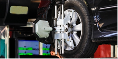 Coupon for Front End Alignment $59.95