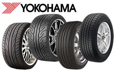 Coupon for $70 Instant Rebate! Set of 4 Yokohama Tires