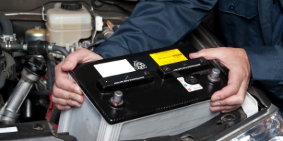 Coupon for Free Genuine Nissan Battery Installation with purchase of battery