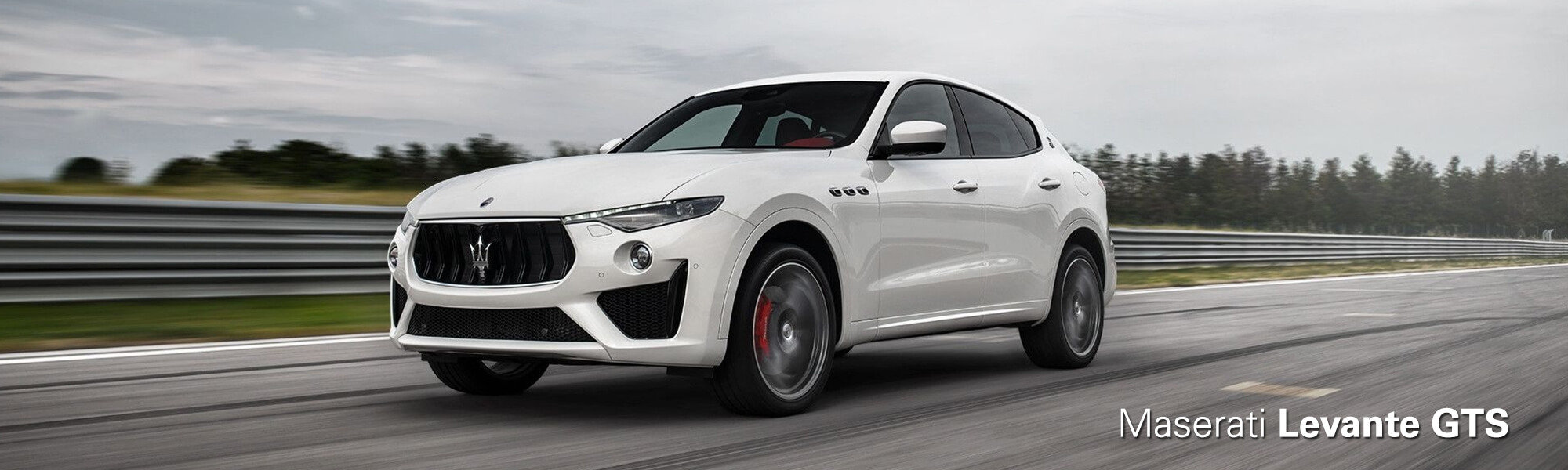 all new 2019 maserati levante gts driving through wilkes-barre pa