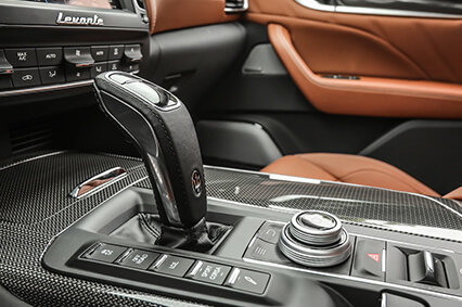 various driving modes on the all new 2019 maserati levante trofeo