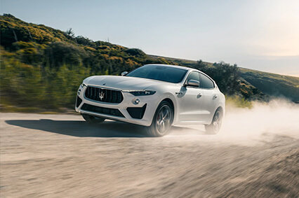 skyhook performance suspension on the 2019 maserati levante gts