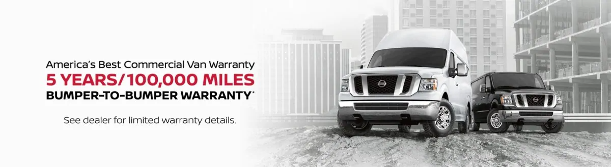 line graph showing nissan warranty info versus other makes