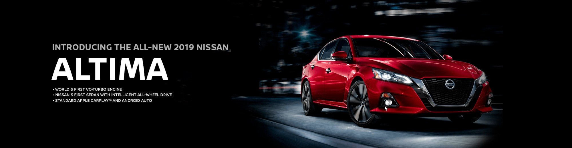 all new 2019 nissan altima at ken pollock nissan