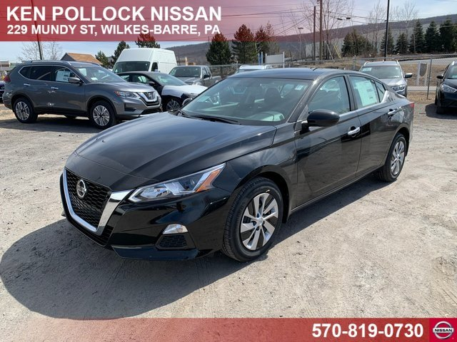 Lease this 2019, Black, Nissan, Altima, 2.5 S