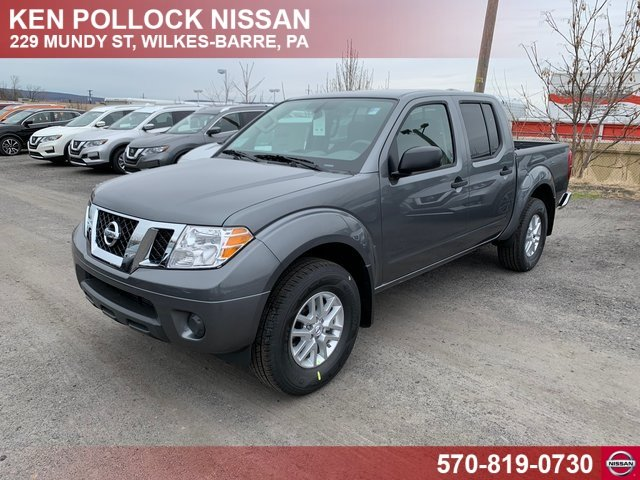 Lease this 2019, Gray, Nissan, Frontier, SV