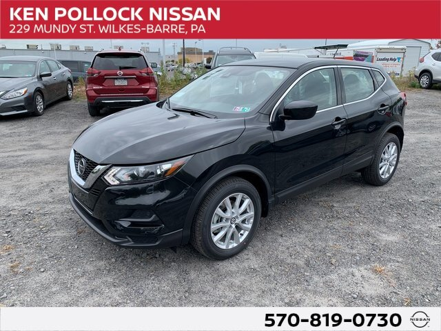 Lease this 2020, Black, Nissan, Rogue Sport, S