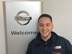 Sales Professional Paul Takacs in Sales at Ken Pollock Nissan