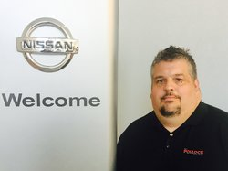 Sales Professional Dan Patton in Sales at Ken Pollock Nissan
