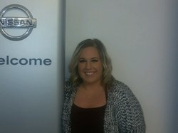 Office Administrator - Reception Sarah Spess in Sales at Ken Pollock Nissan