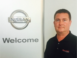 Sales Manager Bill Erwine in Sales at Ken Pollock Nissan