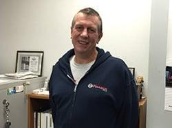 Custodian/Shuttle Service Brett Beaver in Service at Ken Pollock Nissan