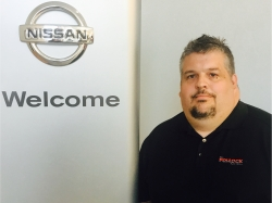 Sales Professional Dan Patton in Sales at Ken Pollock Nissan