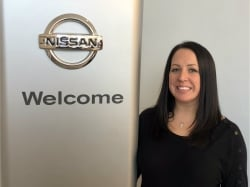 Sales Professional Dyann Daylida in Sales at Ken Pollock Nissan