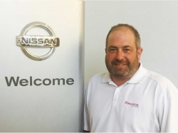 General Manager Gary Peters in Sales at Ken Pollock Nissan