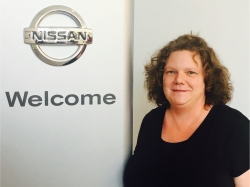 Office Administrator - Cashier Gina Sciandra in Sales at Ken Pollock Nissan