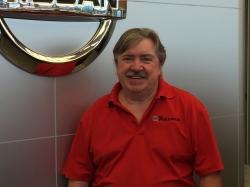 Parts Driver Joe  Gryziec in Parts at Ken Pollock Nissan