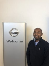 Sales Professional Marcus Hayes in Sales at Ken Pollock Nissan