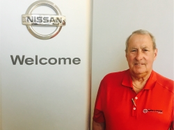 Internet Sales Coordinator  Rick Edwards in Sales at Ken Pollock Nissan