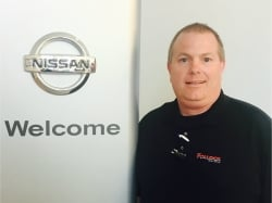 Commercial Vehicle Sales Stewart Benson in Sales at Ken Pollock Nissan