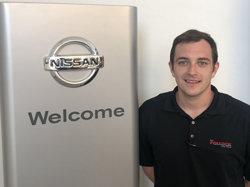 Sales Professional Will Hauze in Sales at Ken Pollock Nissan