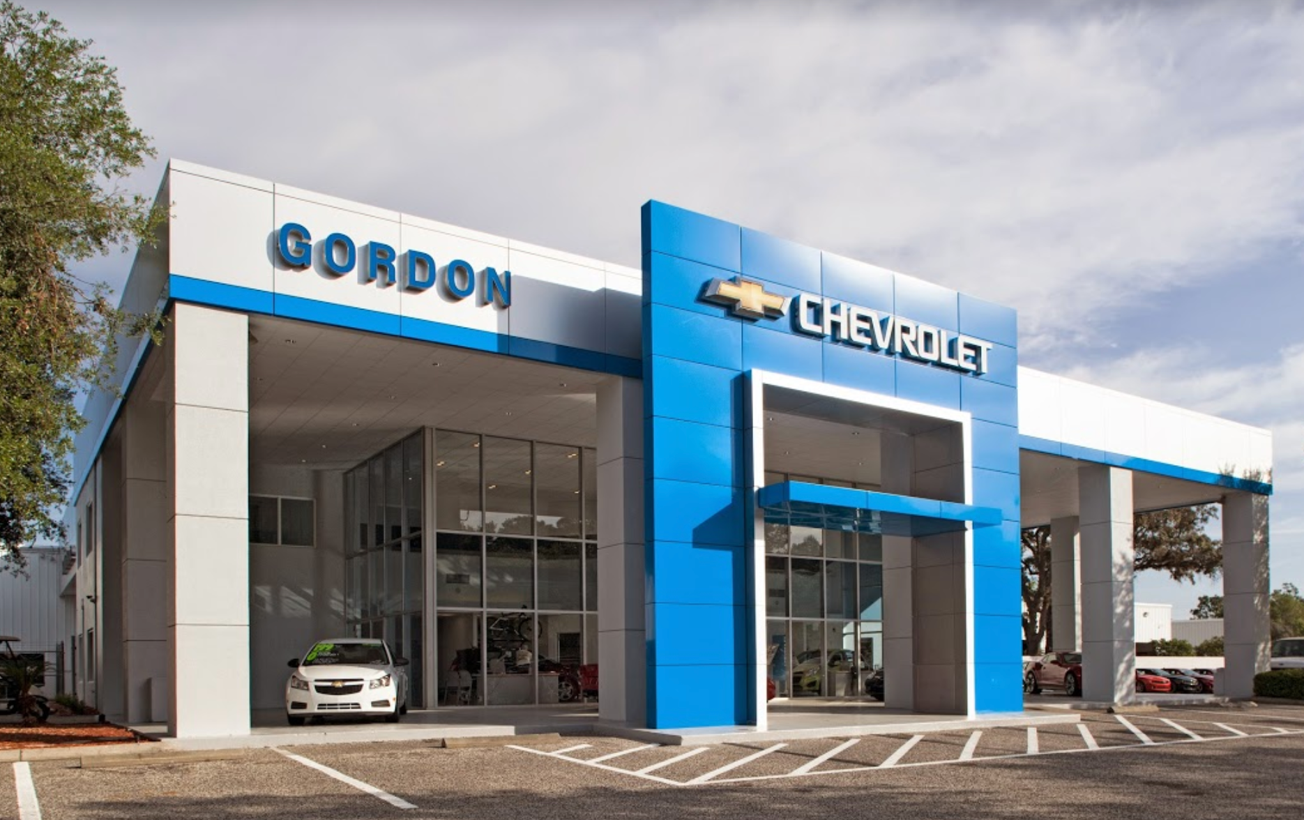 Gordon Chevrolet in Jacksonville