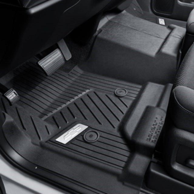 Chevrolet Silverado Floor Liners