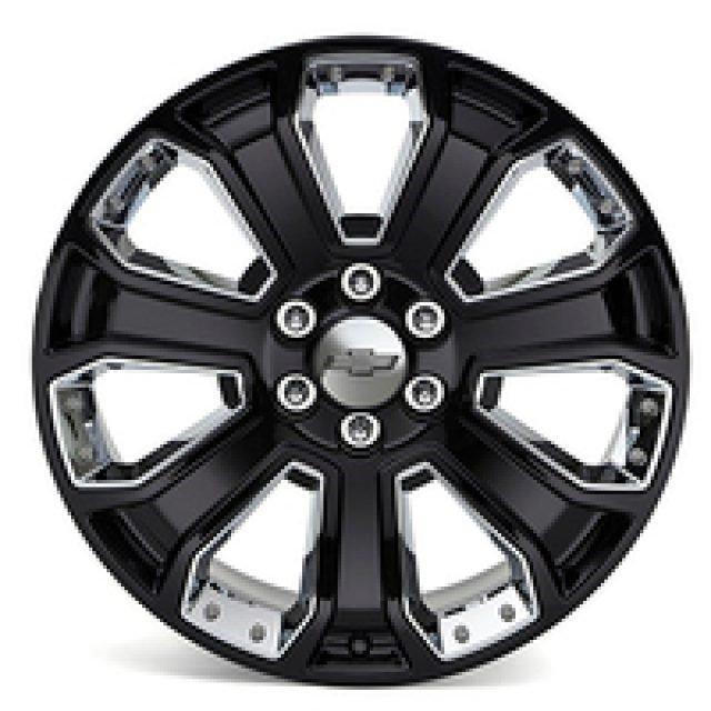 Chevy Silverado 22 Inch Wheels