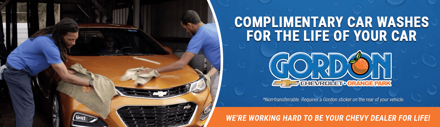 ... Chevy Equinox The Gordon Difference Complimentary Car Washes ...