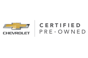 Chevrolet Certified Pre-Owned badge