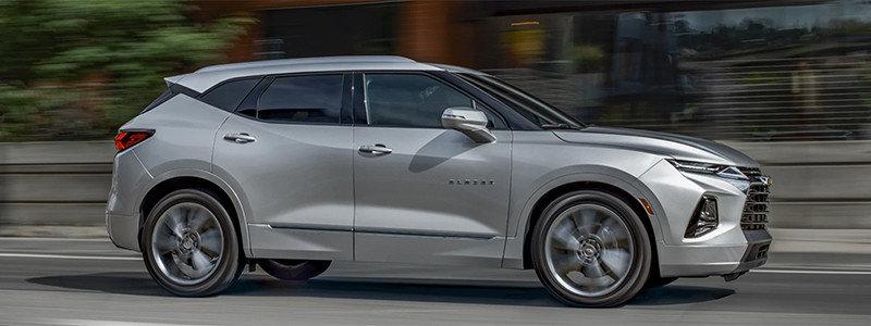 New 2020 Chevrolet Blazer Orange Park Florida