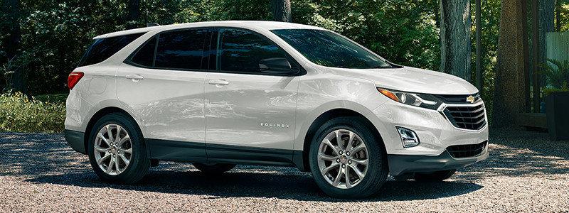 New 2020 Chevrolet Equinox Orange Park Florida