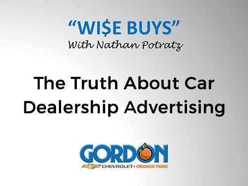 The Truth About Car Dealership Advertising