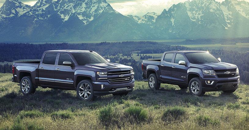 New Truck Models Gordon Chevrolet