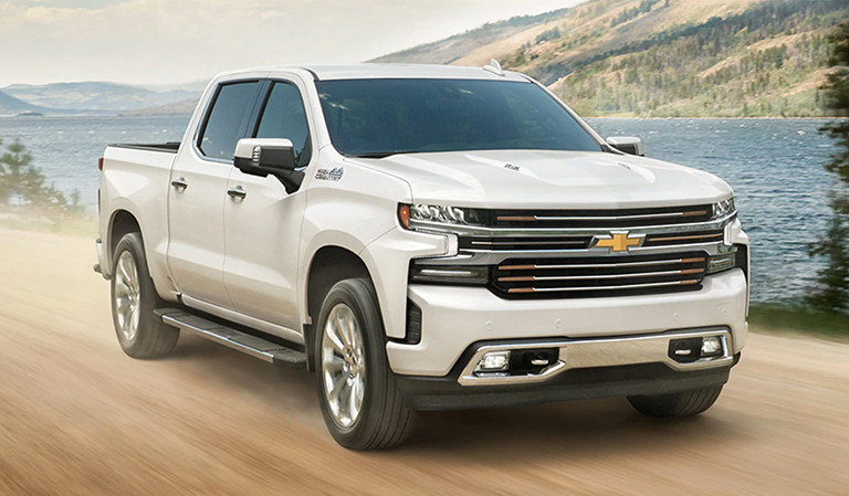 New 2020 Silverado 1500 | Gordon Chevrolet | FL Dealership