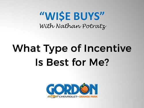 What Type of Incentive is Best for Me?