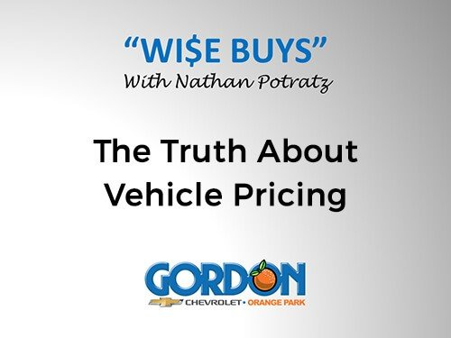 The Truth About Vehicle Pricing