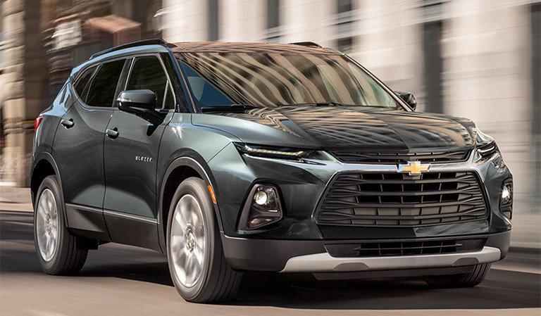 2020 Chevrolet Blazer Orange Park FL
