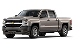 New tan Chevy Silverado 1500 for sale in Jacksonville at Gordon Chevrolet.