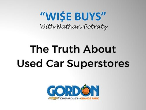 The Truth About Used Car Superstores