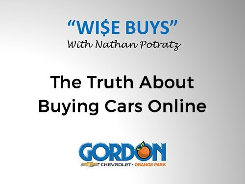 The Truth About Buying Cars Online