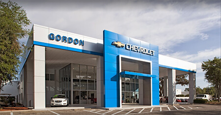 Image of the front of our dealership