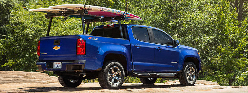 New 2019 Chevrolet Colorado Orange Park Florida