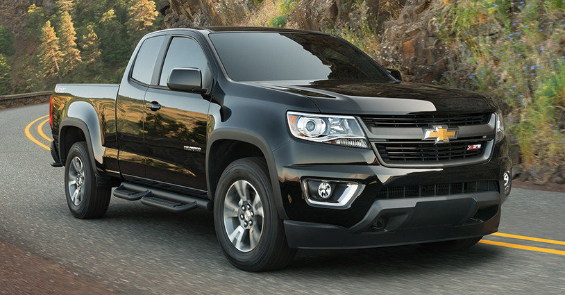 New 2019 Colorado Gordon Chevrolet