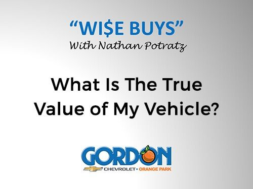 What Is The True Value of My Vehicle?