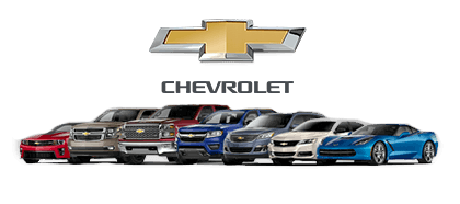 New Chevy vehicles for sale at Gordon Chevrolet in Jacksonville.