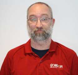 Service Advisor Ike Beckwith in Service Department at Gordon Chevrolet